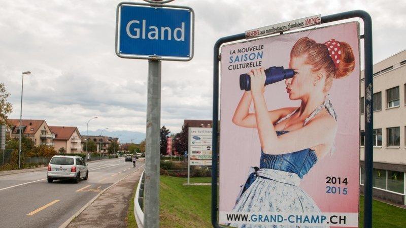 Gland met au concours ses bourses artistiques