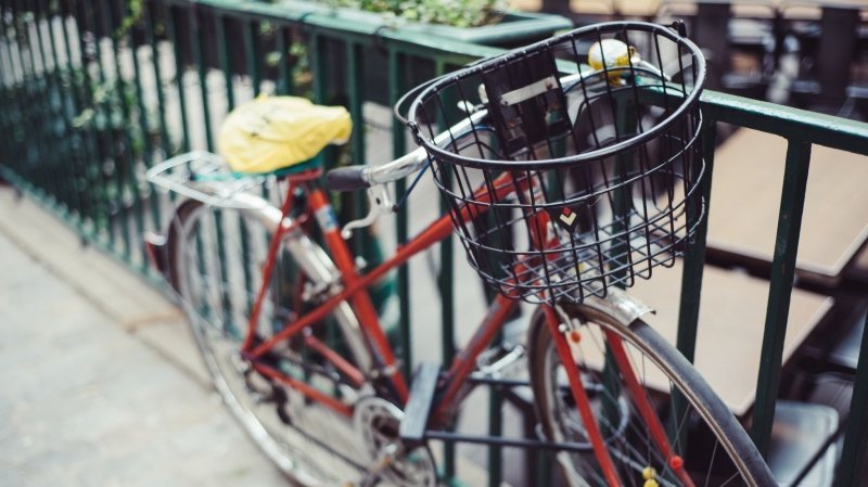 Bicyclette mon amour