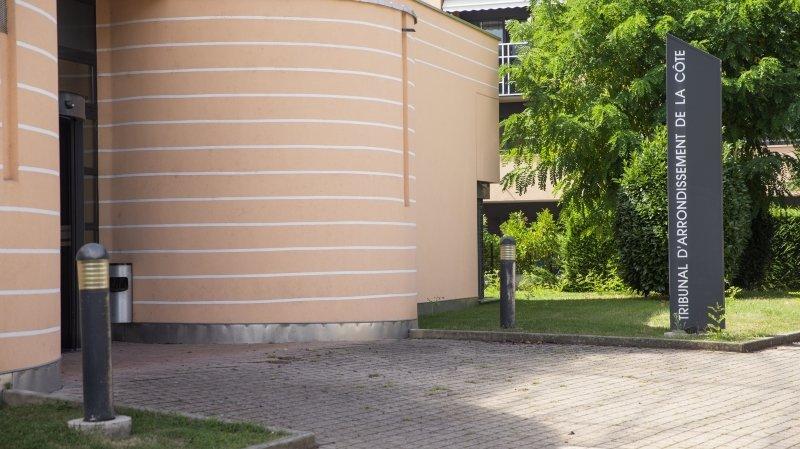 Nyon: prison avec sursis pour l'ex-compagnon violent