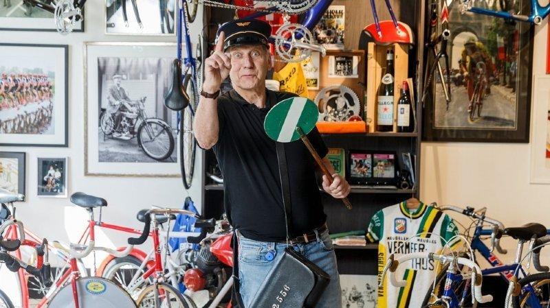 A Crassier, un musée du vélo ouvre dans l'ancienne gare