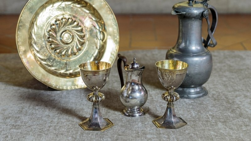 Luins: cinq objets liturgiques seront sous bonne garde