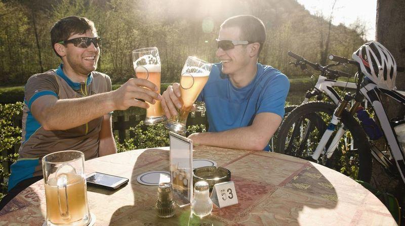 Hausse du nombre d'accidents devélodus à la consommation d'alcool