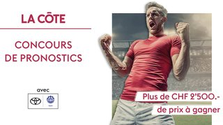 Concours de pronostics - EURO 2021