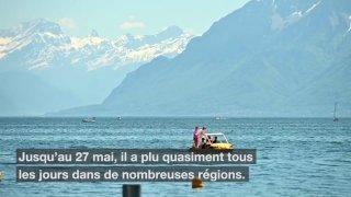 Météo: le soleil accompagne la fin du mois de mai en Suisse