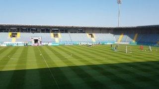 Euro 2021: premier entraînement à Bakou pour les Suisses