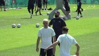 Deux têtes blondes dans l'équipe nationale