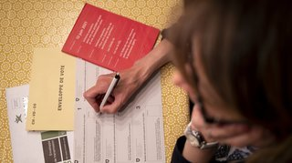 Genève: 7000 bulletins de vote laissés pendant trois jours dans la rue
