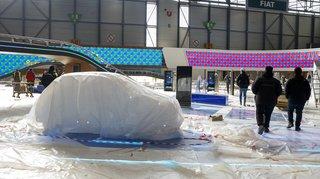 Le Salon de l'automobile de Genève se tiendra en février 2022