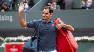 Tennis - Roland-Garros: Roger Federer dans la moitié de tableau de Nadal et Djokovic