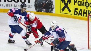 Hockey – Mondial: la Suisse conclut le tour préliminaire en battant la Grande-Bretagne