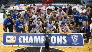 Basketball: un 19e titre de champion pour Fribourg Olympic