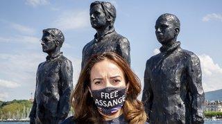 Un Appel de Genève pour la libération «immédiate» de Julian Assange
