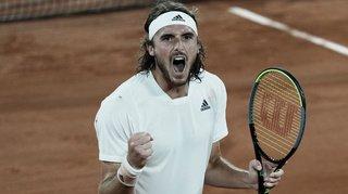 Tennis – Roland-Garros: Tsitsipas rejoint Zverev en demi-finale