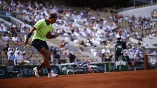Tennis – Roland-Garros: Nadal en demi-finale