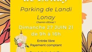 Vide-dressing de Lonay, édition spéciale été