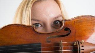 Récital: Anna Orlik, violon seul
