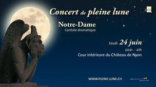 Concert de Pleine Lune 2021