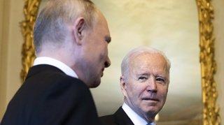 Sommet Biden-Poutine à Genève: «Etincelles de confiance», pour le président russe
