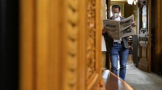 L'aide aux médias combattue par un référendum de la droite