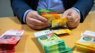 Des taux d'intérêt pas si négatifs en Suisse