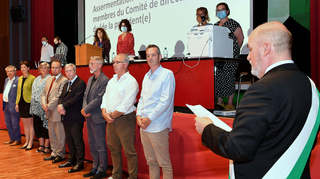 Région de Nyon change de tête avec Frédéric Mani à sa présidence