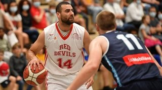Revanchards, les Red Devils attaquent leurs play-off