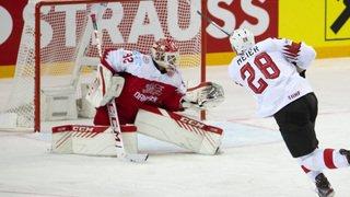 Hockey - Mondial: la Suisse termine un week-end parfait