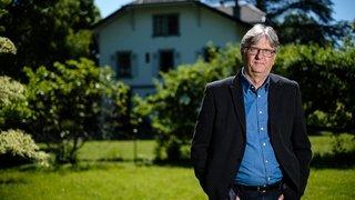 Figure du cinéma suisse, le Nyonnais Gérard Ruey prend sa retraite
