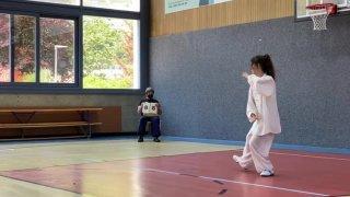 Kung Fu à saint-Cergue