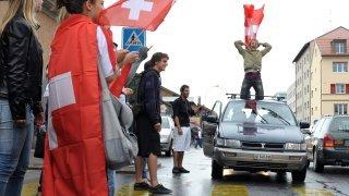 Durant l'Euro, les  supporters pourront exulter dans les rues vaudoises