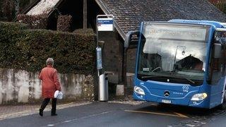 Bus 805: Prangins veut deux circuits dans le village