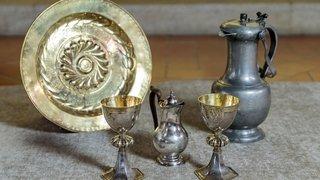 Luins: sur la piste d'un trésor liturgique