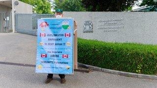 Un propriétaire de Founex en croisade contre l'ambassade du Canada