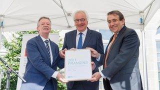 Prangins honoré par le Prix Wakker 2021