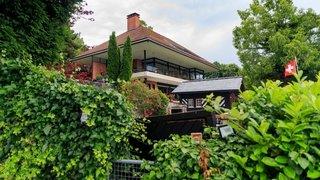 En rachetant cette villa, Nyon aurait un accès total au lac