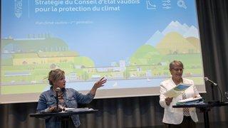 Les élus vaudois approuvent la politique climatique du gouvernement