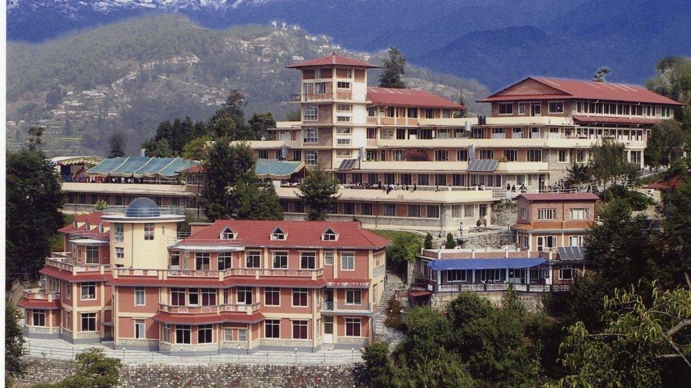L'hôpital universitaire de Katmandou-Dhulikhel a bénéficié de matériel médical venu de Suisse.