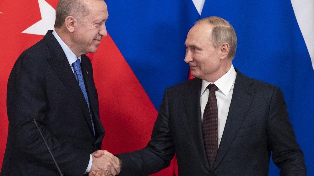 La relation entre la Turquie d'Erdogan et la Russie de Poutine est avant tout destinée à chasser les Occidentaux de la Méditerranée et des zones d'influence des anciens empires ottomans et soviétiques.