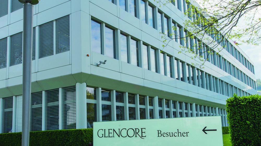 En Suisse, le taux d'imposition moyen des sociétés est de 15% et  le taux d'imposition le plus bas de 11,91%. Photo: siège de la multinationale Glencore à Baar, dans le canton de Zug.