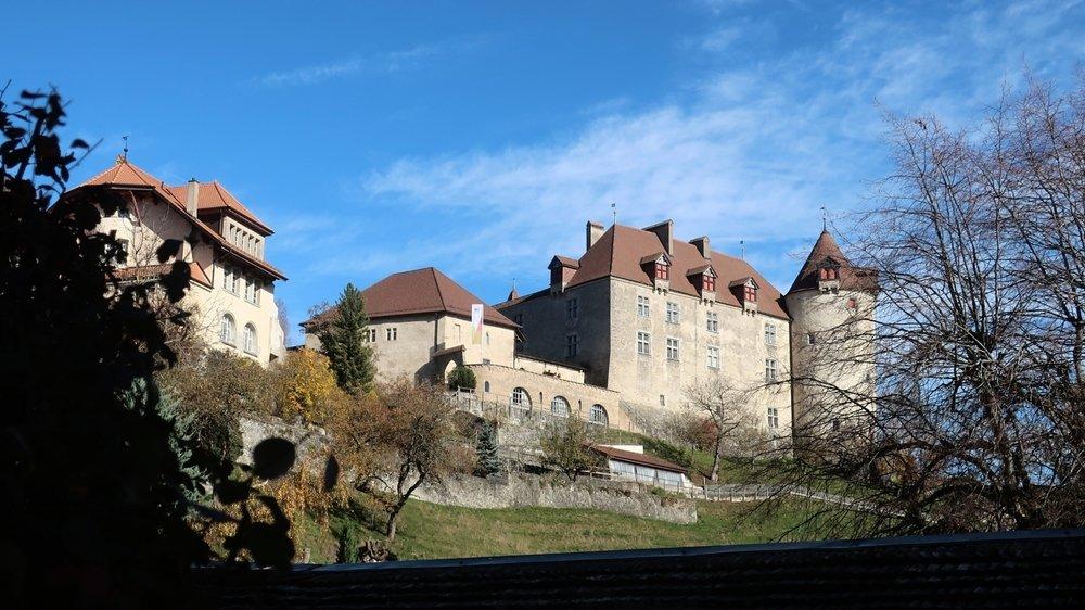 Depuis 1993, une Fondation gère le château de Gruyères