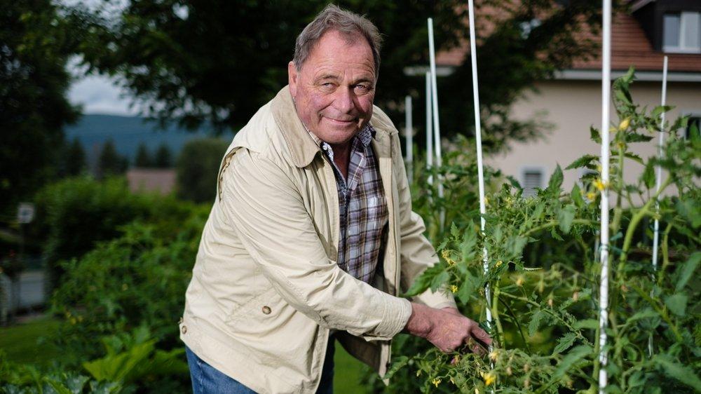 Marc Bornet a travaillé durant vingt-trois ans pour le bien de sa commune.