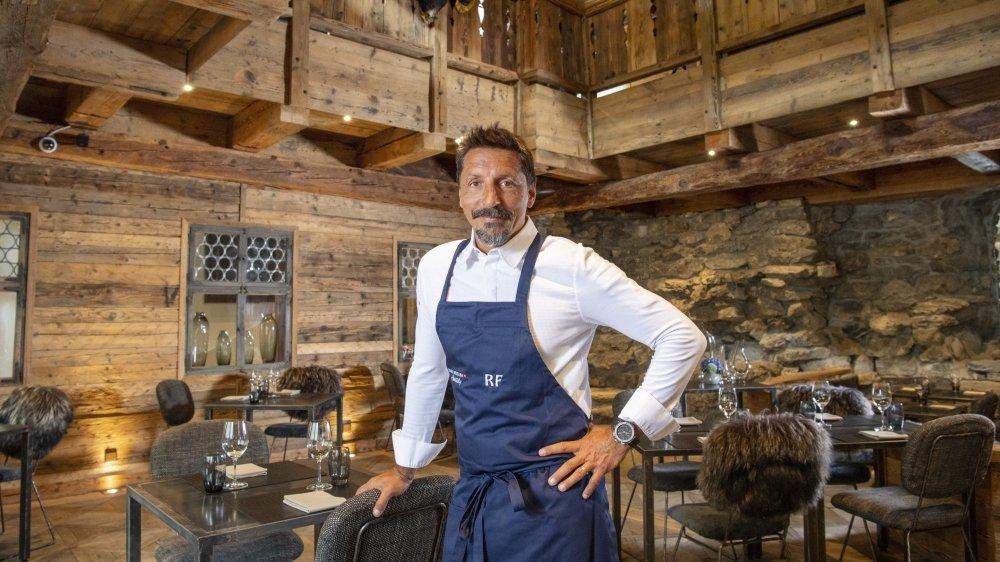 En plus de la table gastronomique, le couple gère le Bistrot des Ours. Fin 2021, ils reprendront l'Hôtel Aïda, complètement rénové (5 étoiles, 18 suites).