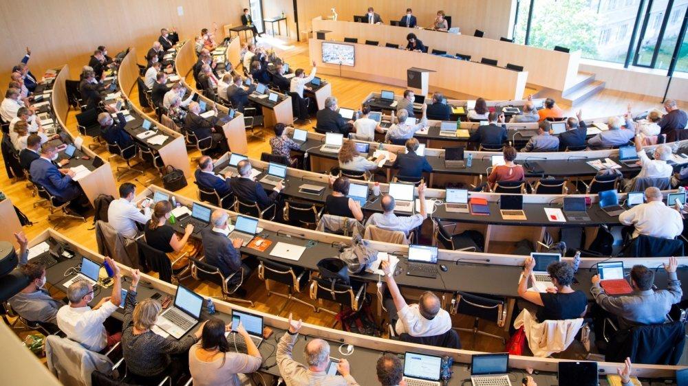 Le Grand Conseil pourrait débattre de la limitation des mandats, à tous les échelons de la politique vaudoise.