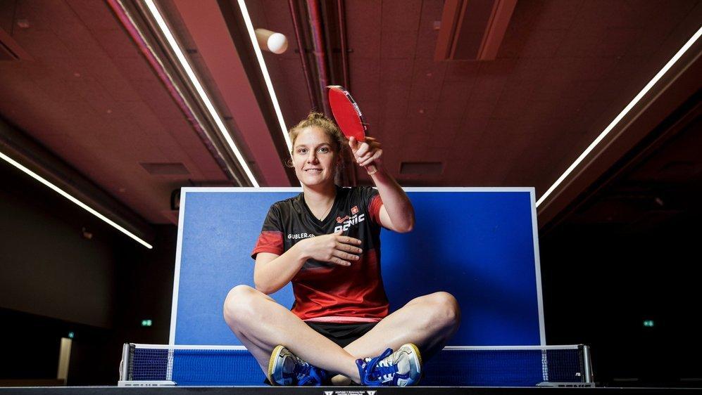 Rachel Moret va découvrir les Jeux olympiques et promet de «tout donner lors de la compétition».