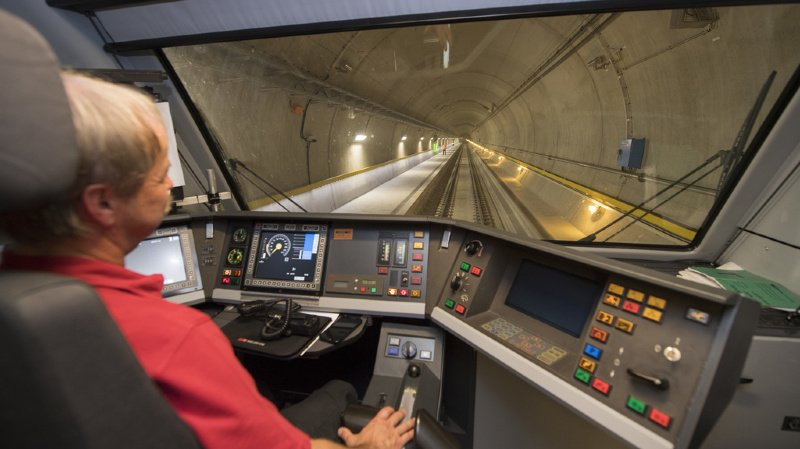 CFF: bientôt la fin de la pénurie de conducteurs de locomotives