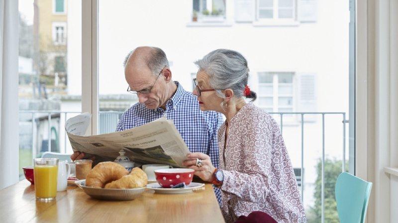 AVS: les Jeunes PLR déposent une initiative pour une retraite à 66 ans