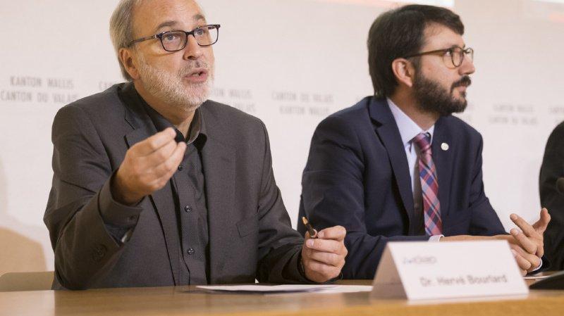 Martigny: lauriers scientifiques pour le professeur Hervé Bourlard de l'Idiap