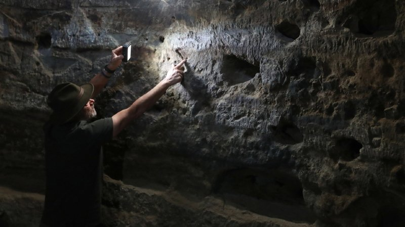 Néandertal a bien peint dans une grotte espagnole il y a 60'000 ans