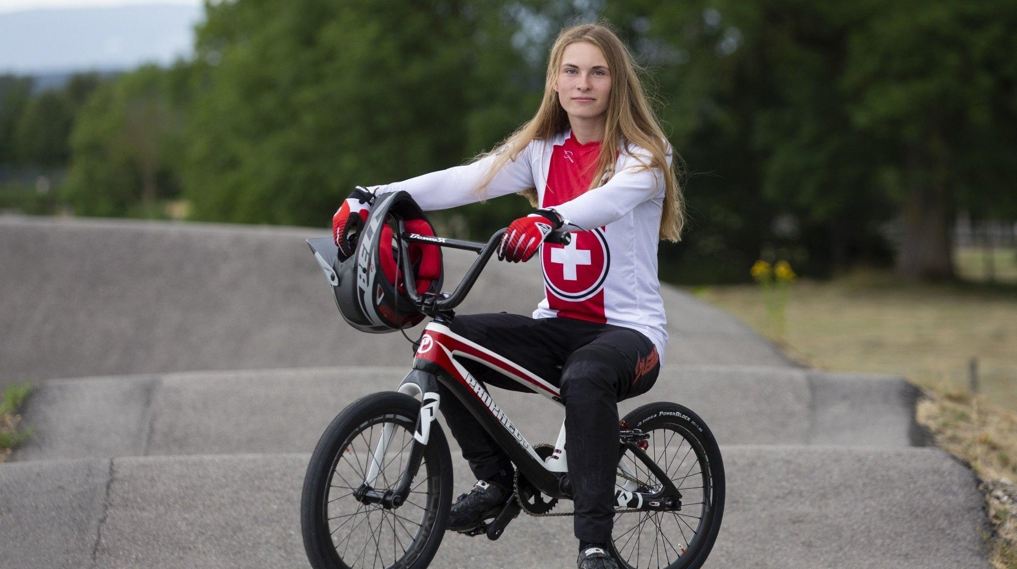Zoé Claessens en pleine confiance avant son entrée aux Jeux olympiques