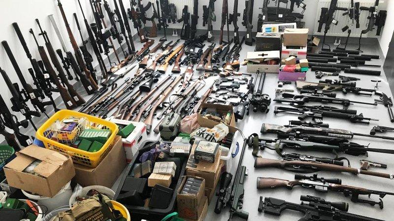 Matériel de guerre: la Suisse a exporté des armes pour 356 millions au premier semestre